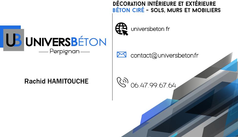 contact Univers Béton